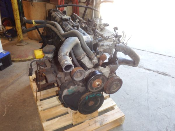 2006 Jeep Wrangler TJ LJ 4.0 Engine Image