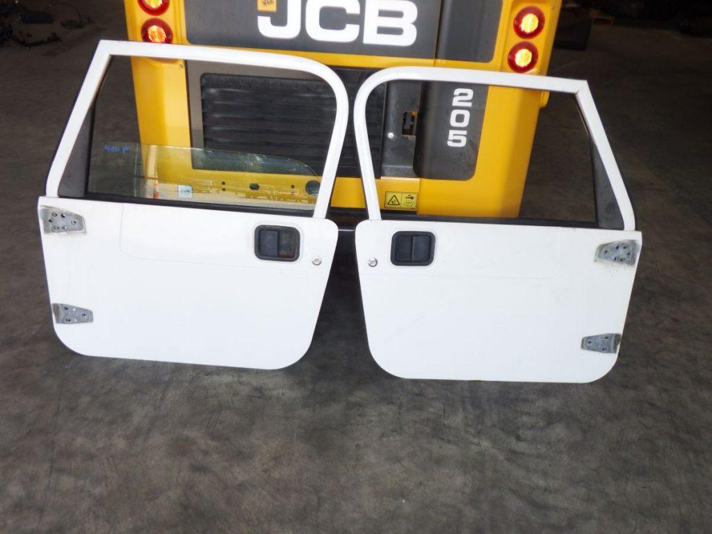 Jeep Wrangler TJ LJ Full Doors White PW1 Image