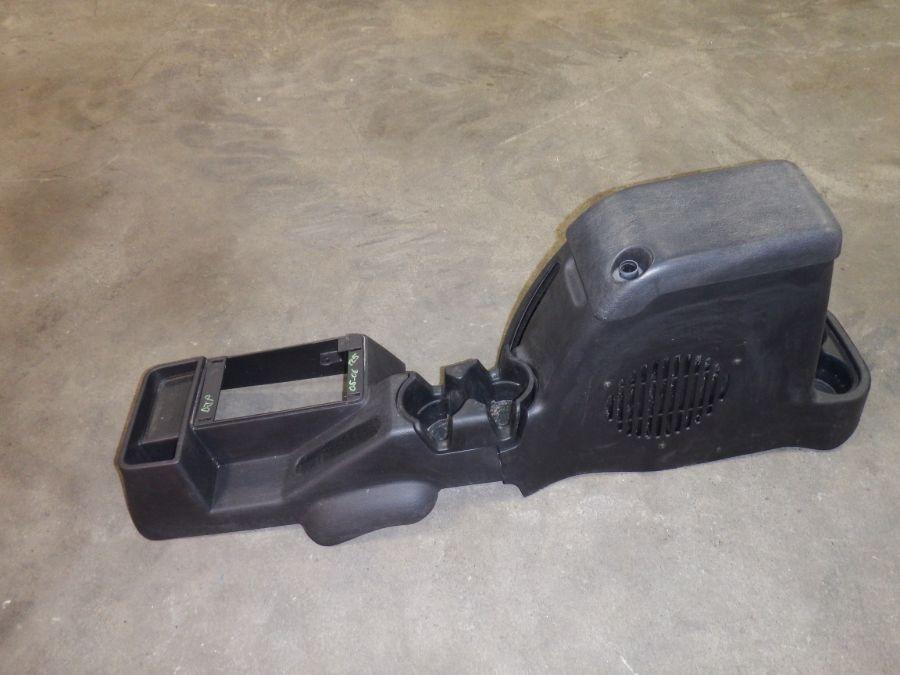01-06 Jeep Wrangler TJ Slate Console Image