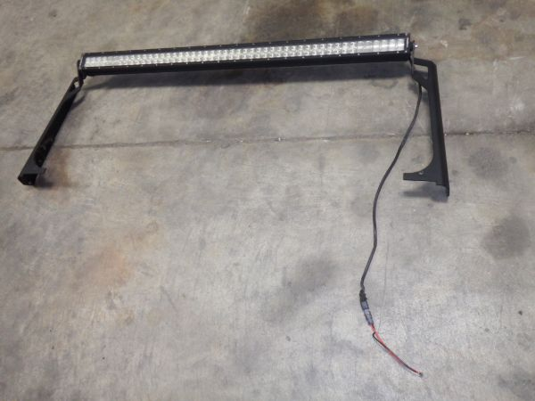 Jeep Wrangler TJ Promaxx Light Bar 48 Image