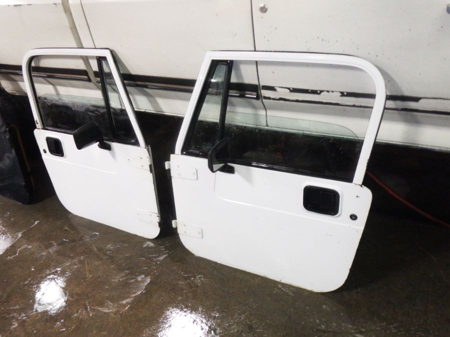 Jeep Wrangler YJ CJ Full Doors Image