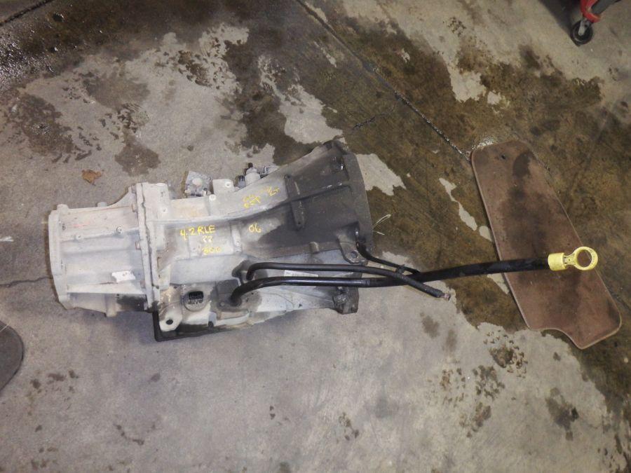 06 Jeep Wrangler TJ LJ 42RLE Transmission Never Tested 225 Image