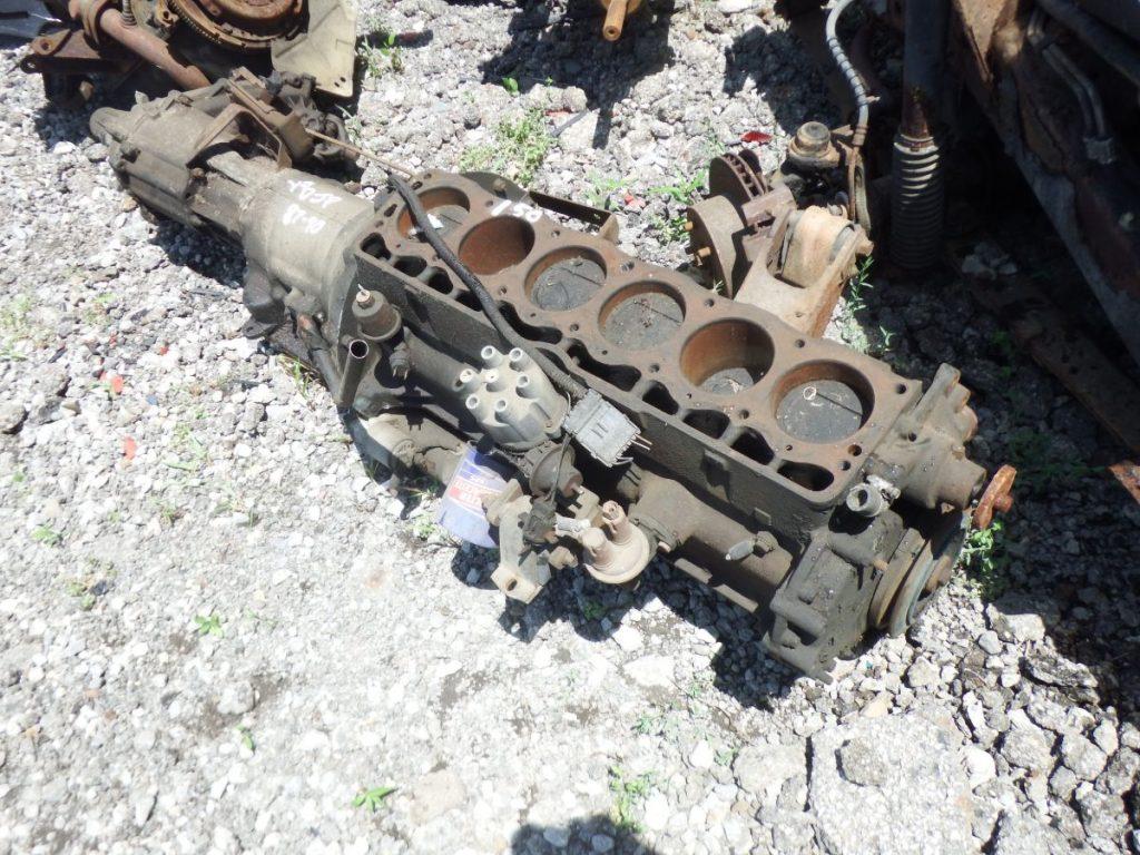 YJ 258 4.2 Engine, Auto Transmission, 231J Transfer Case Image