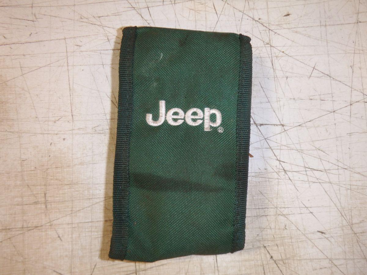 Jeep Wrangler JK TJ OEM Tool Kit 10 Image