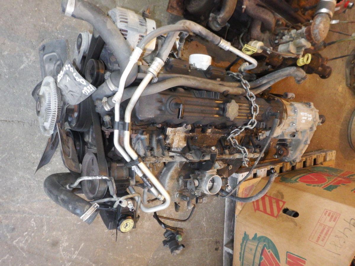 03 Wrangler 4.0 Engine 42rle Auto Transmission 231J Transfer Case 100k Miles 1000 Image