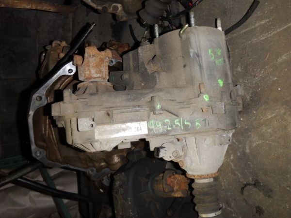 1999 Jeep Wrangler 2.5 5 Speed 231J Transfer Case Image