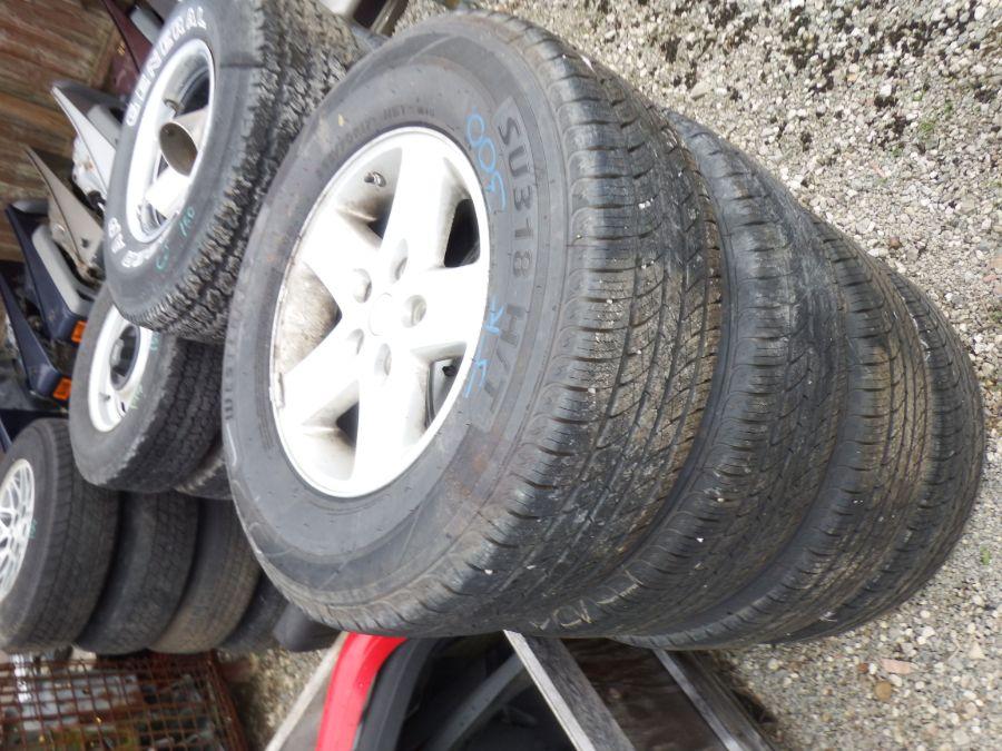 JK Wheels Nice Tires Image