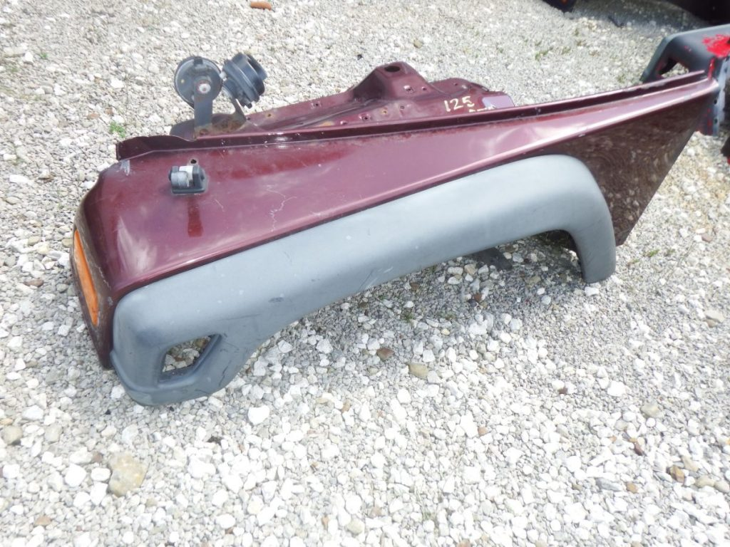 Jeep Wrangler TJ Left Fender Sienna Pearl Image