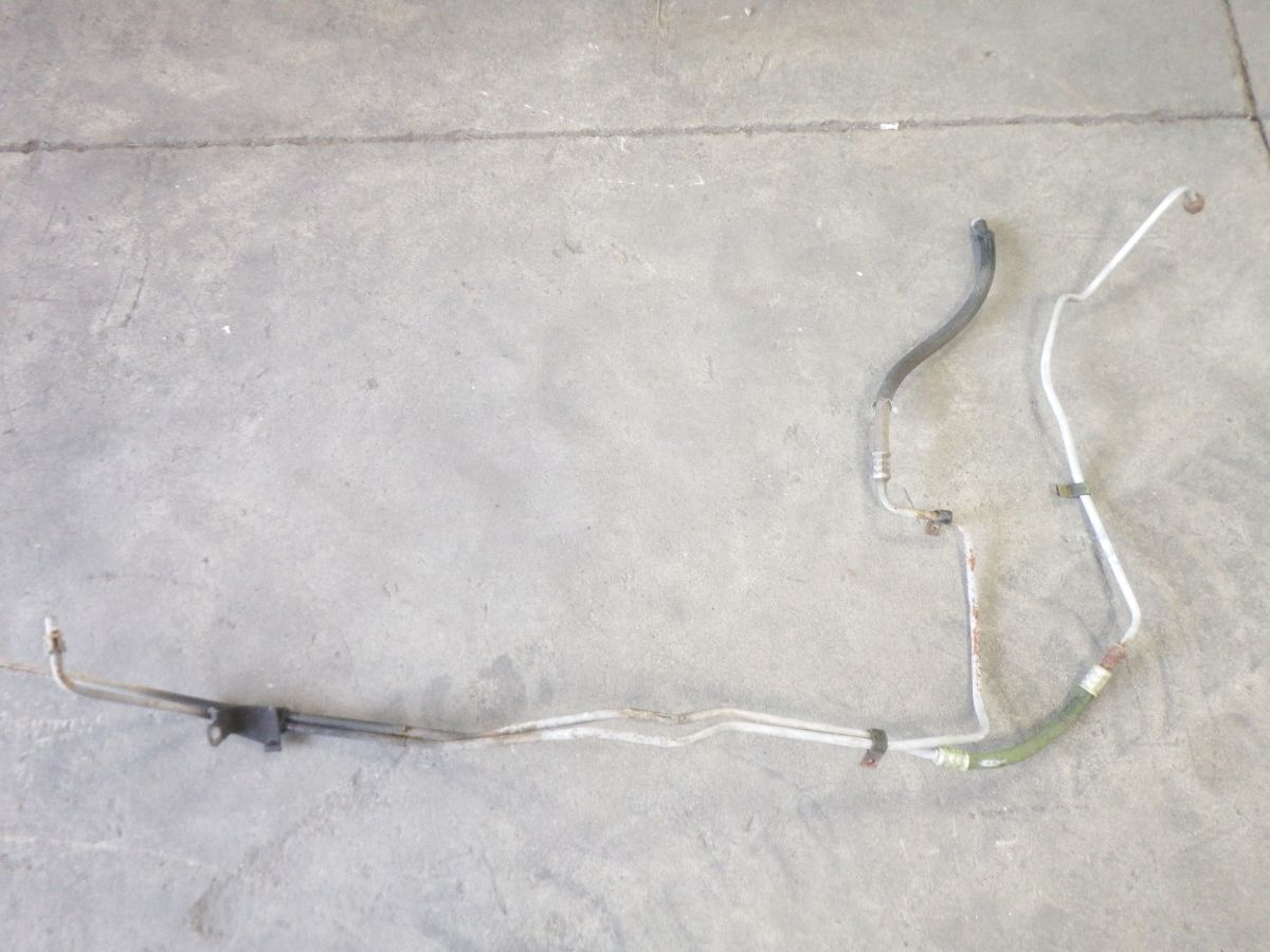 Jeep Cherokee XJ AW4 Transmission Cooling Lines Image