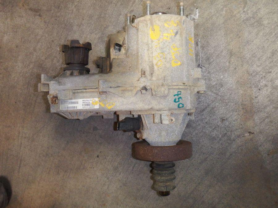 03 Jeep Wrangler TJ 231J Transfer Case 4.0 5 Speed Image