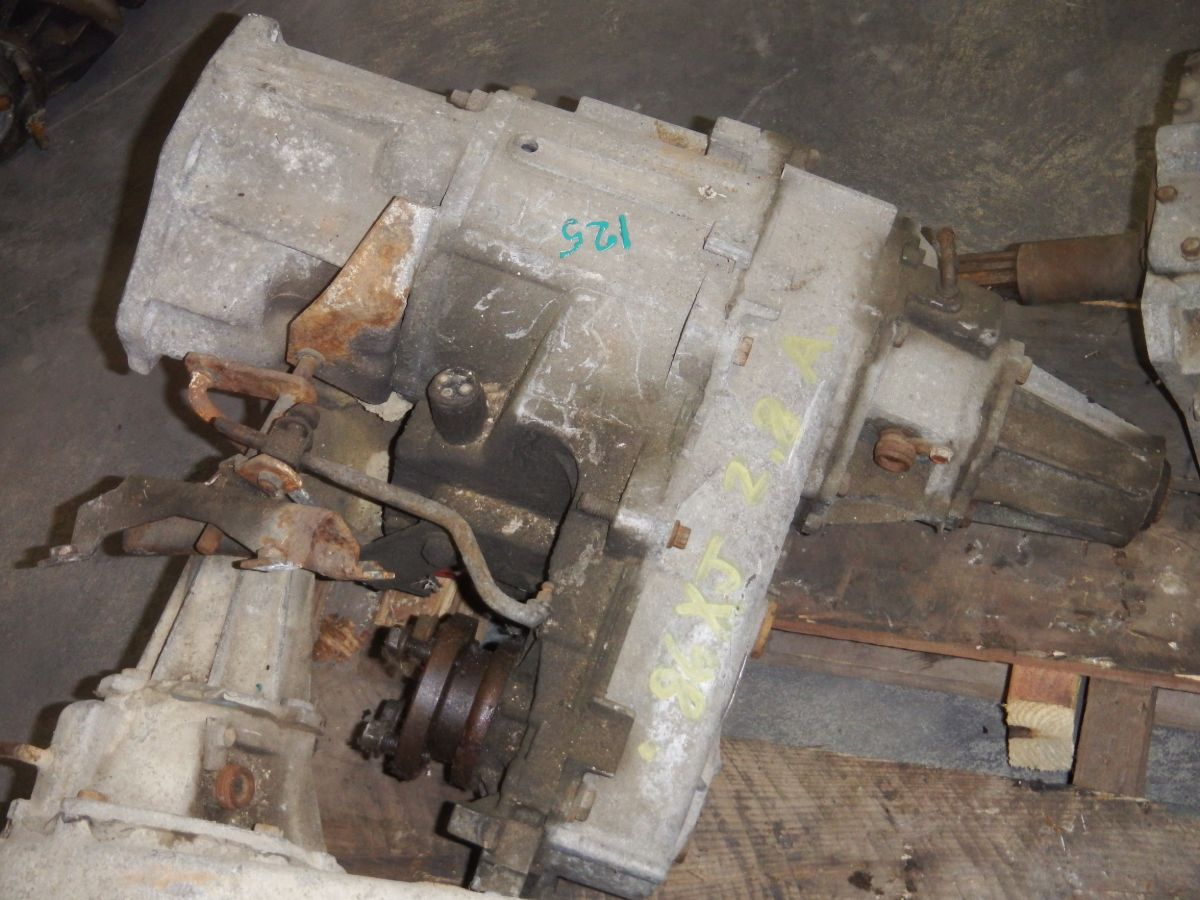 86 XJ MJ 2.8 Auto Transfer Case 100 Image