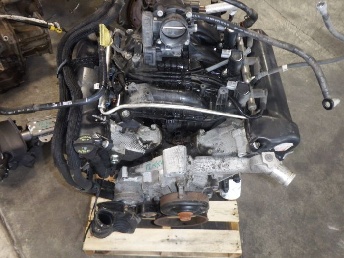 2008-12 Jeep Liberty 3.7 Engine Image