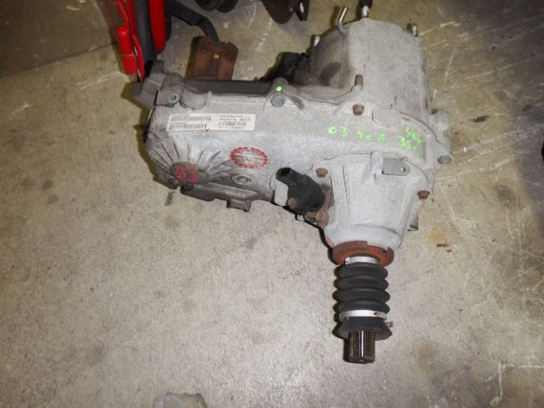 2003 Jeep Wrangler TJ 231J Transfer Case 23 Spline Image