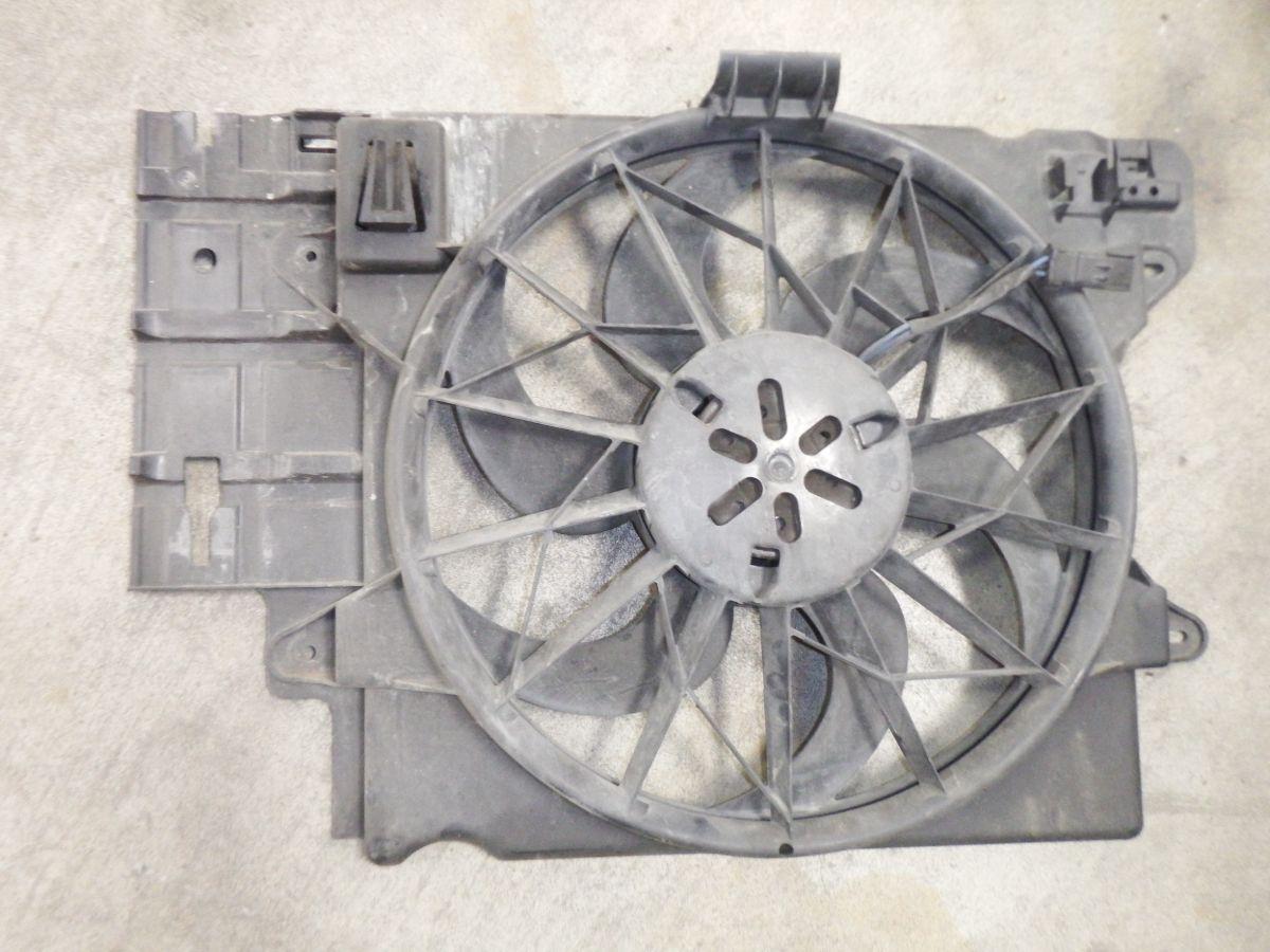 97-06 Jeep Wrangler TJ OEM Electric Cooling Fan Image