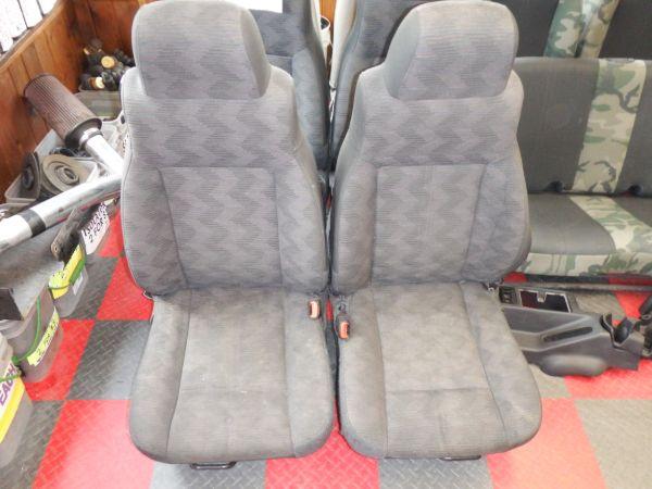 Jeep Wrangler TJ LJ Front Seats Image