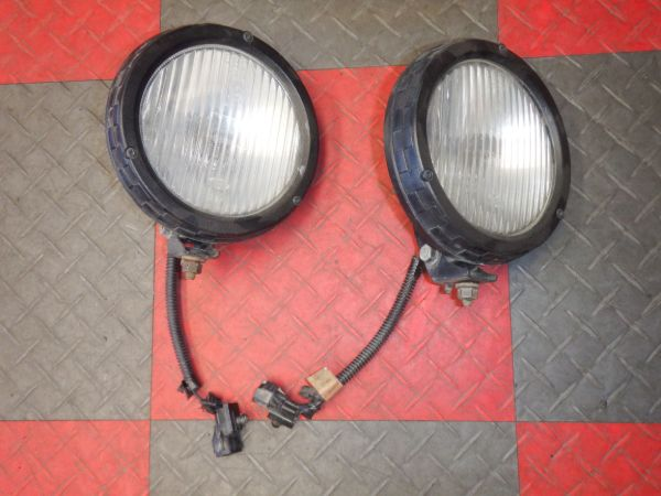 97-04 Jeep Wrangler TJ OBEN Fog Lights Image