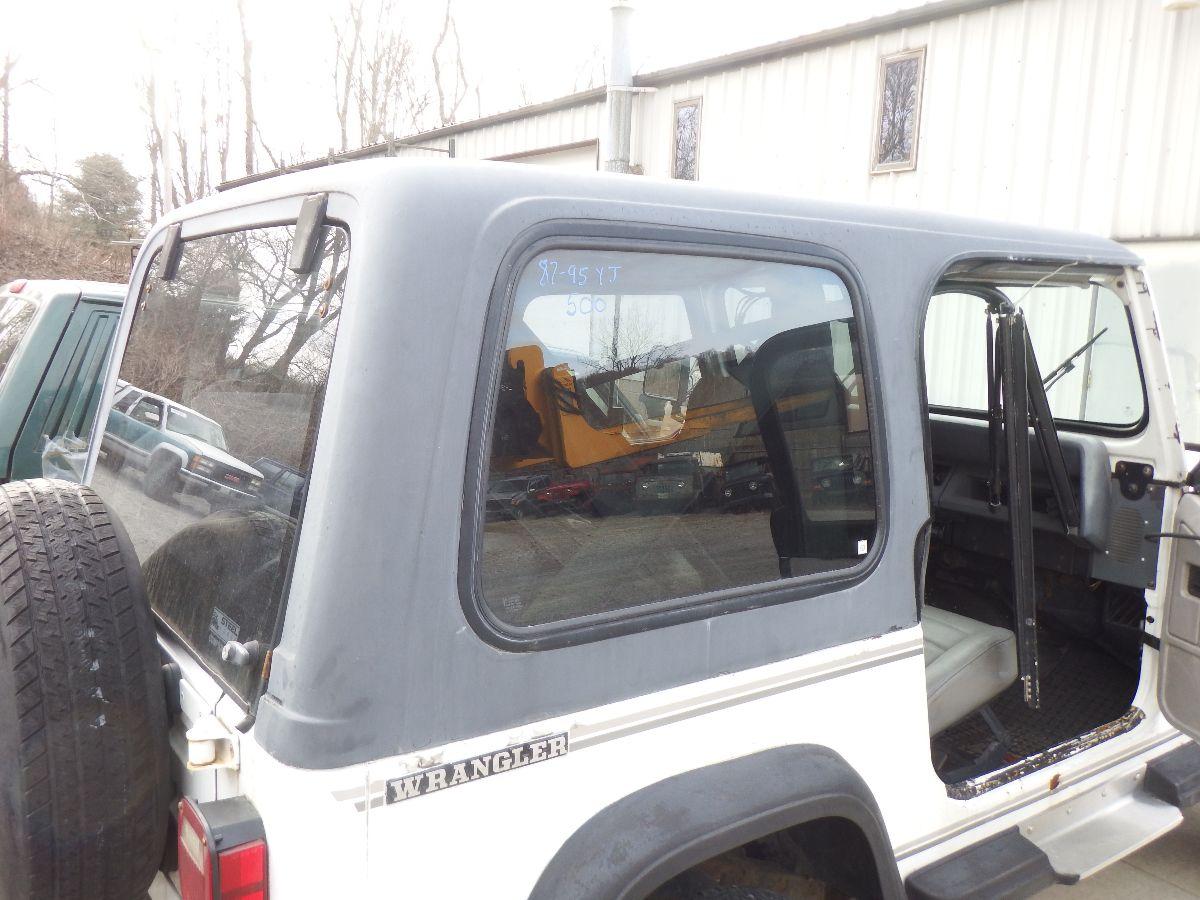 Jeep Wrangler YJ Hardtop Fits 87-95 OR CJ7 Image