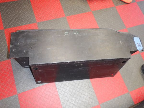 97-06 Jeep Wrangler TJ Metal Trunk Image