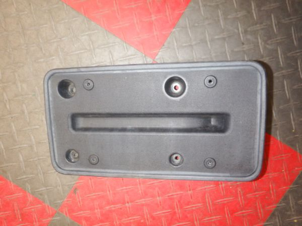 Jeep Wrangler TJ LJ Rear License Plate Bracket Image