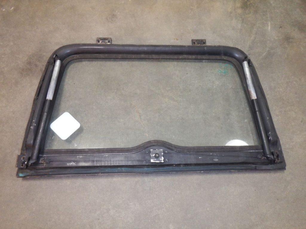 CJ7 Original Steel Hardtop Liftgate Image