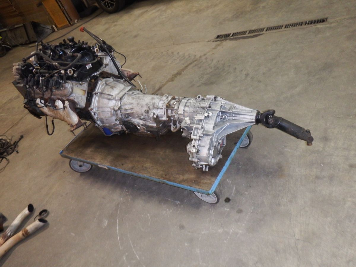 2005 or Newer LS Chevy Engine Swap Package Motor 4L60E Transmission LR4 LMT L59 Image
