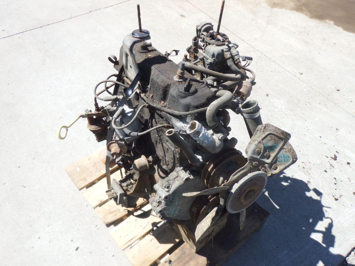 85 CJ7 CJ8 2.5 Engine Image