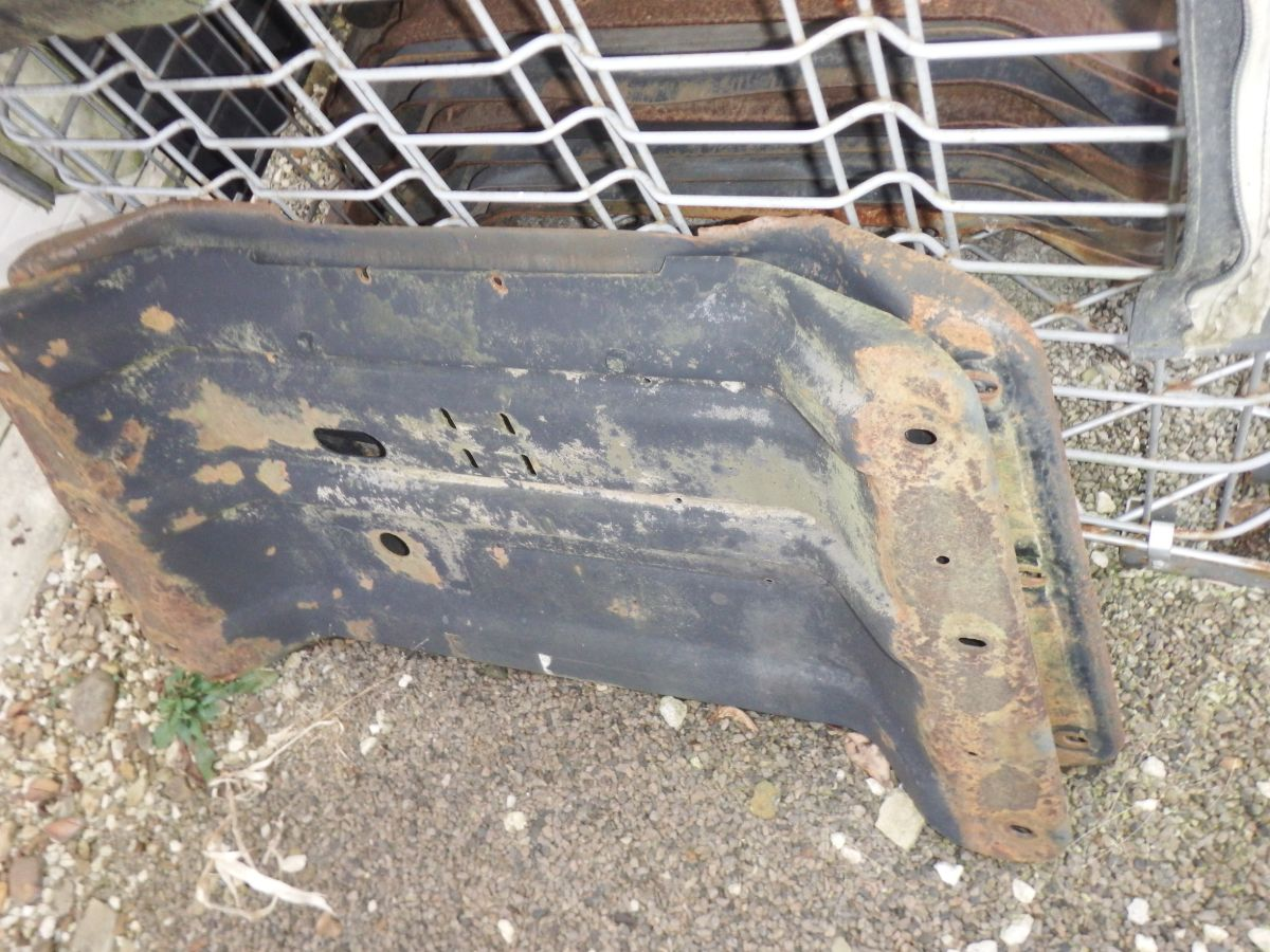 03-06 Jeep Wrangler Skidplate Belly Pan Image