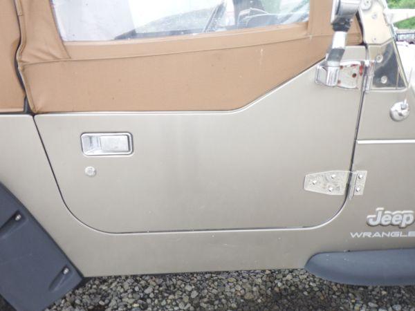 1997-06 Jeep Wrangler TJ LJ 1/2 Doors Khaki PJC Image