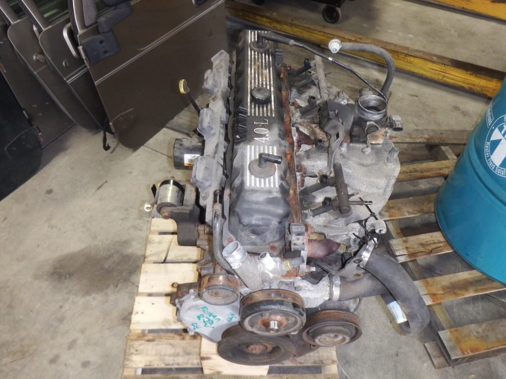 2004 Jeep Wrangler 4.0 Engine Re Manufactured Image