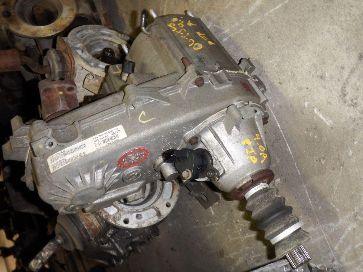 Jeep Wrangler TJ LJ 231J Transfer Case 4.0 Auto 38k miles 400 Image