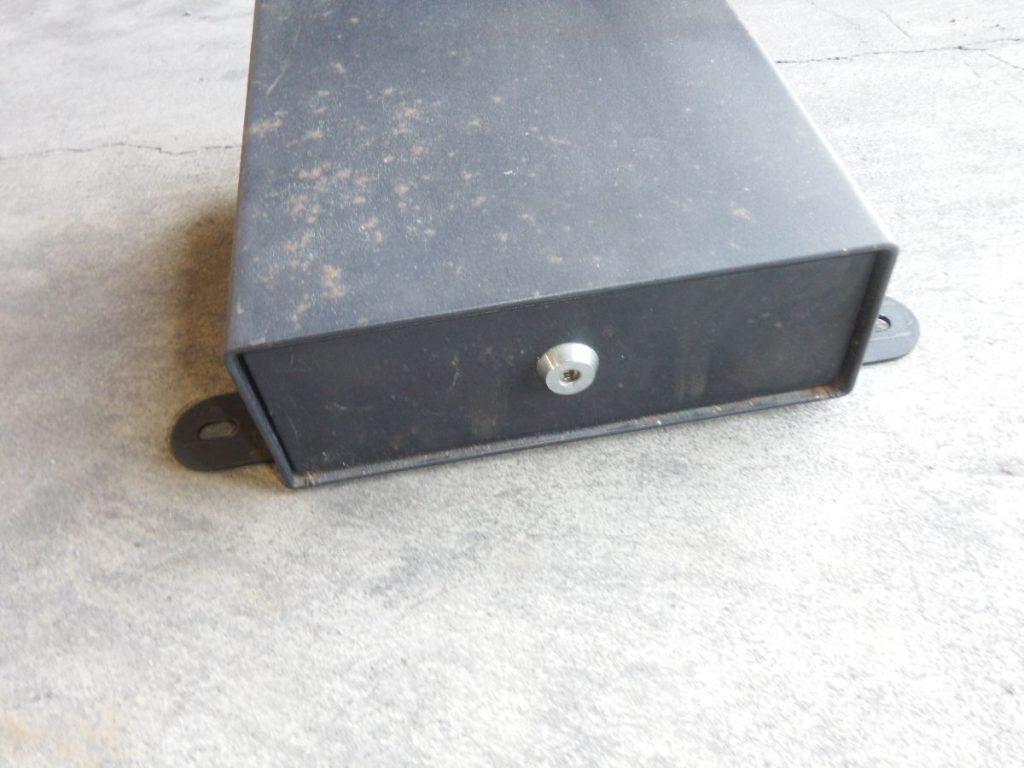 TJ LJ Under Seat Security Drawer Lock Box Image