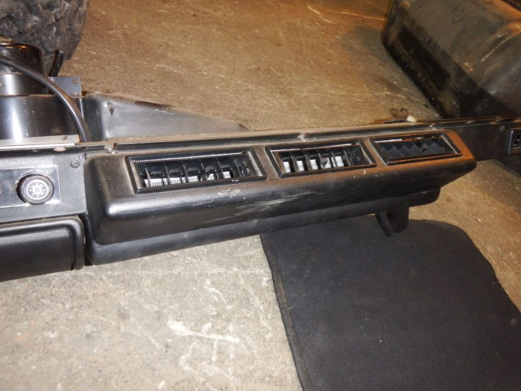 87-95 Jeep Wrangler YJ Under Dash A/C Air Conditioning Unit 150 Image