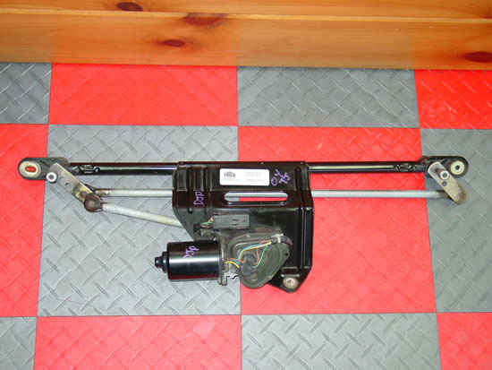 Jeep Wrangler TJ LJ Windshield Wiper Unit Motor & Linkage Image