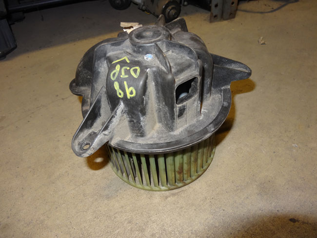 Jeep Wrangler TJ Blower Motor All Years Available Image