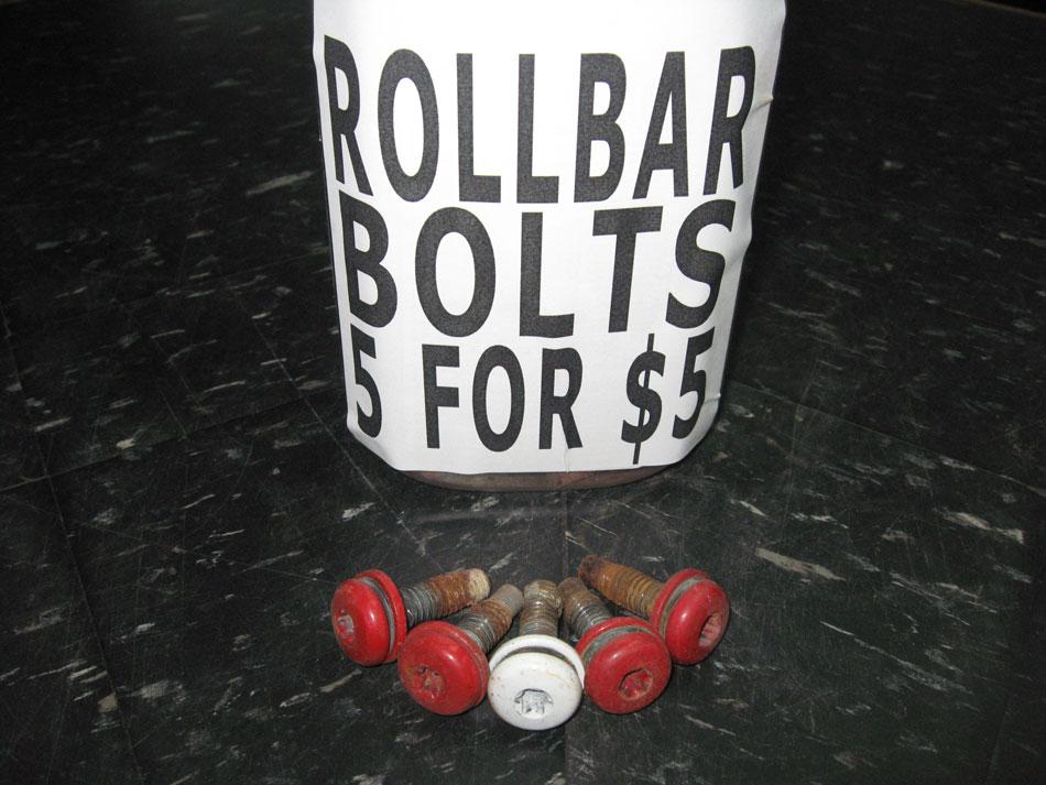 Rollbar Bolts 5 Image