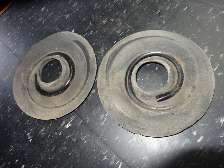 Jeep Wrangler TJ Rear Spring Isolators We also Have Front Image