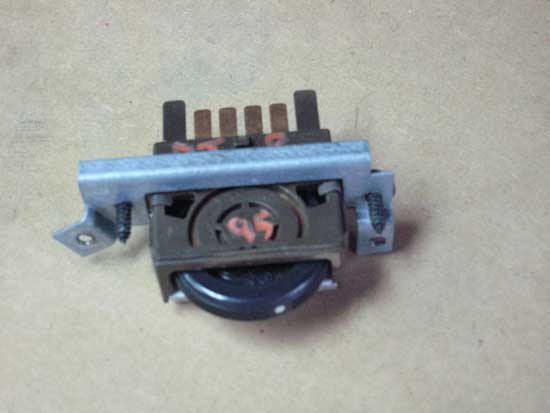 Jeep Wrangler YJ Dimmer Switch Image