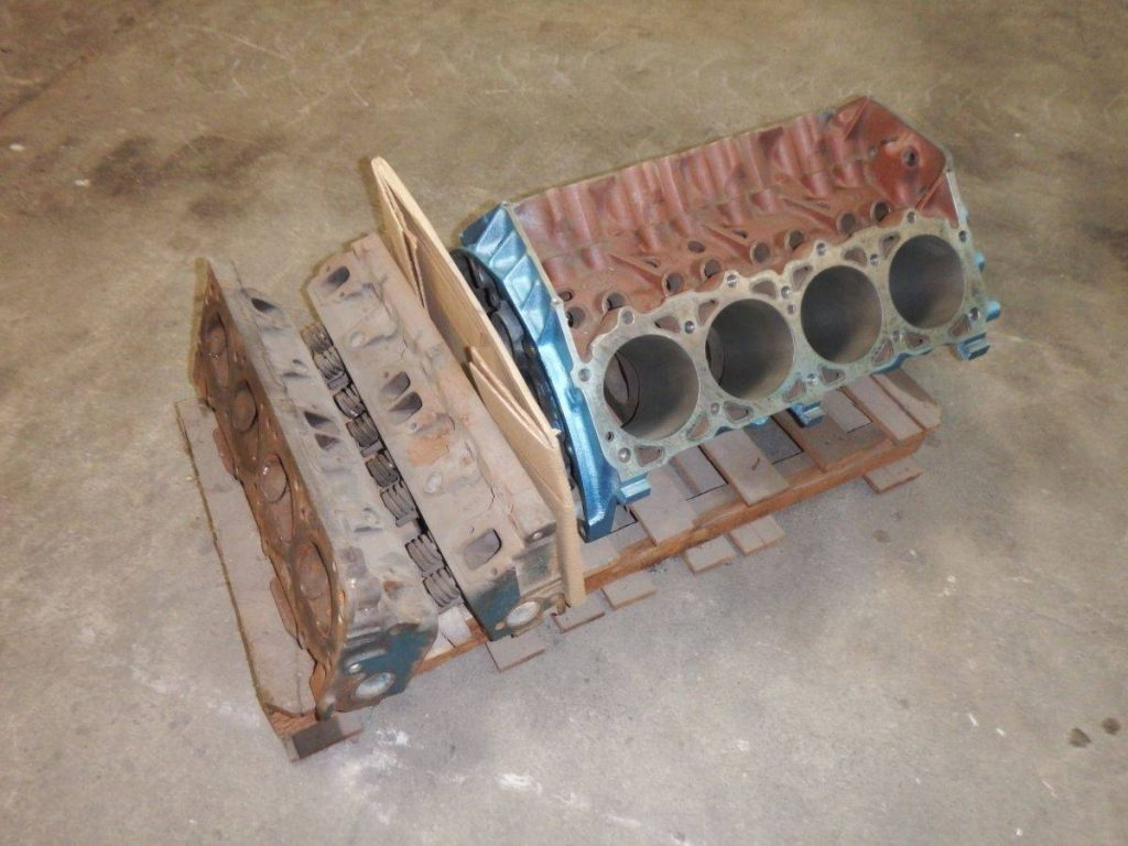AMC AMX 390 Engine Block Heads Super Stock AMX-1 Hurst Javelin Motor 1200 Image