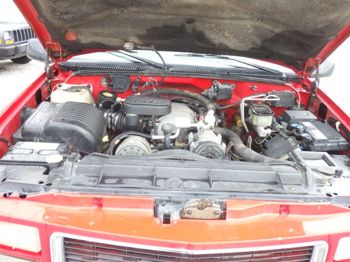 1996 GMC K3500 SLE 4×4 1 Ton