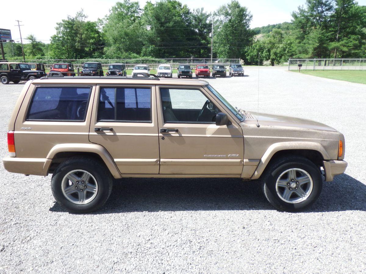 2000 Jeep Cherokee Classic 4×4