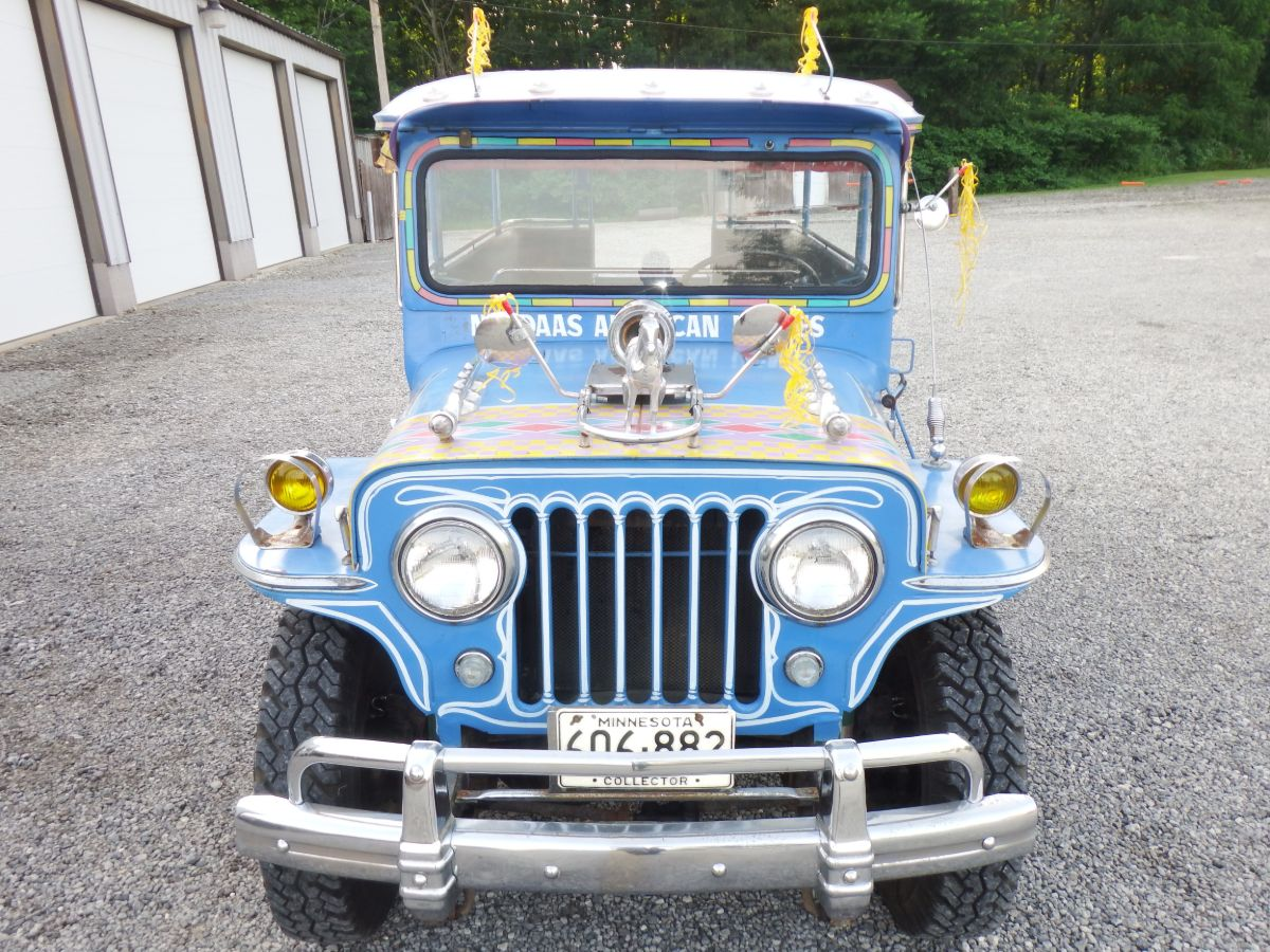 1946 Willys Jeepney
