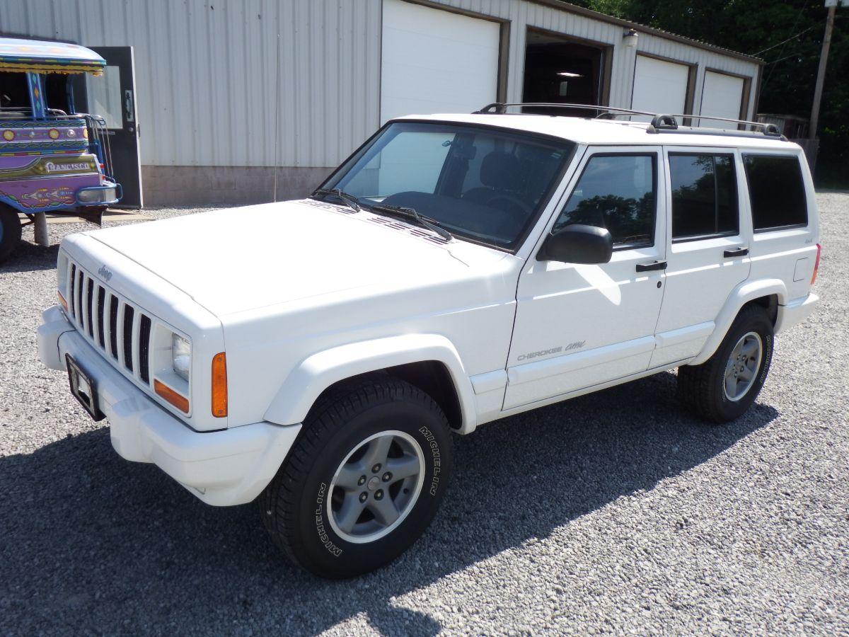 1999 Jeep Cherokee Classic 4×4
