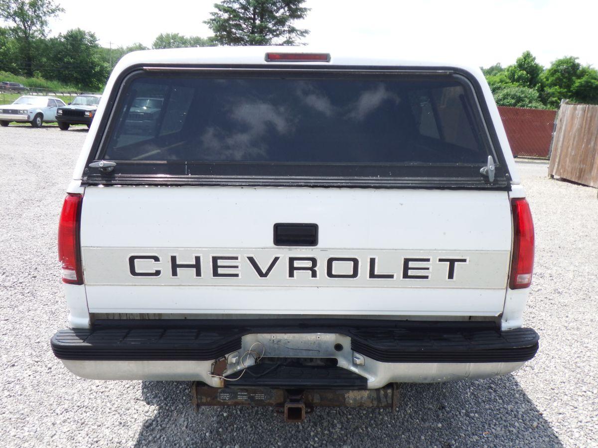 1994 Chevy K-1500 Silverado 4×4