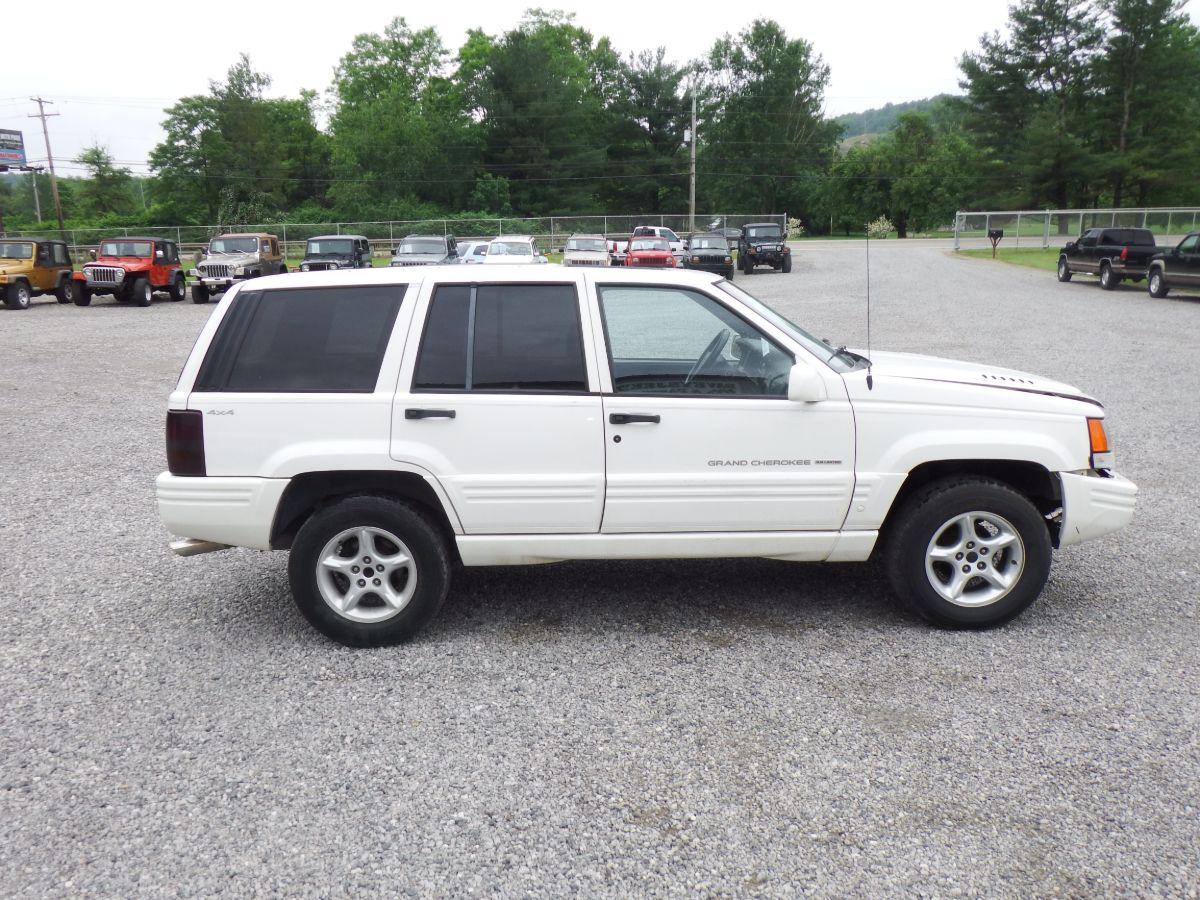 1998 Jeep Grand Cherokee 5.9 Limited 4×4