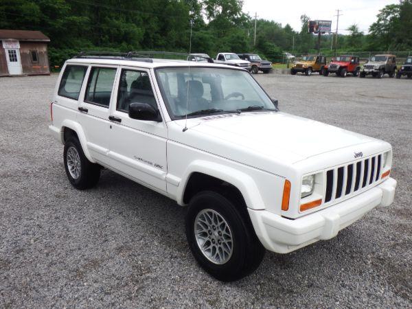1998 Jeep Cherokee Classic 4×4
