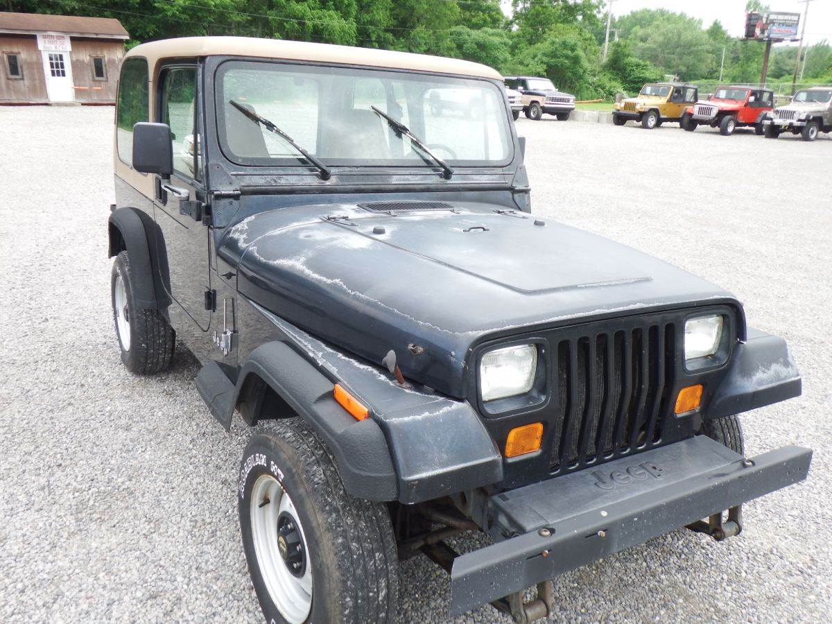 1995 Jeep Wrangler 4×4