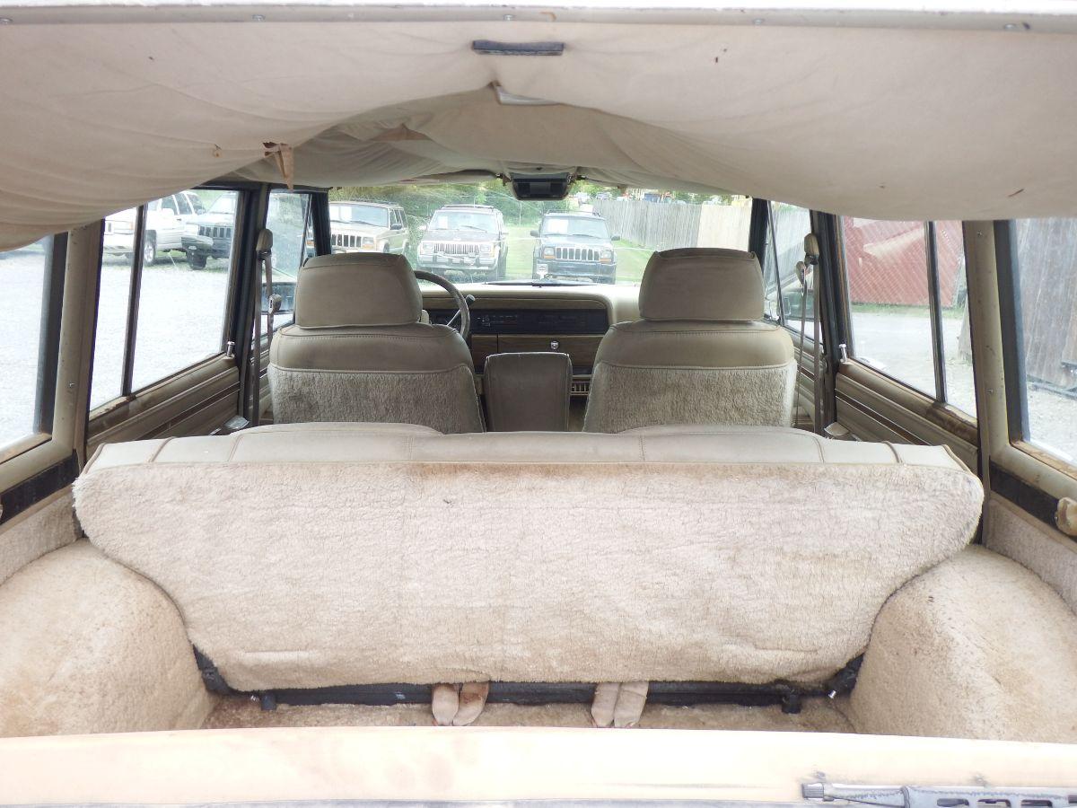 1991 Jeep Grand Wagoneer Final Edition 4×4