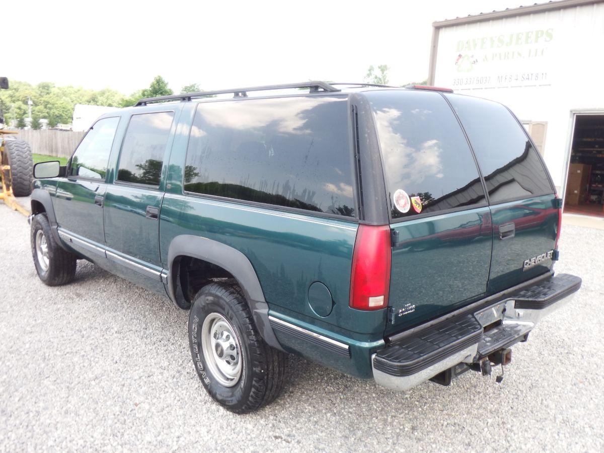 1997 Chevy Suburban K2500 LT 4×4