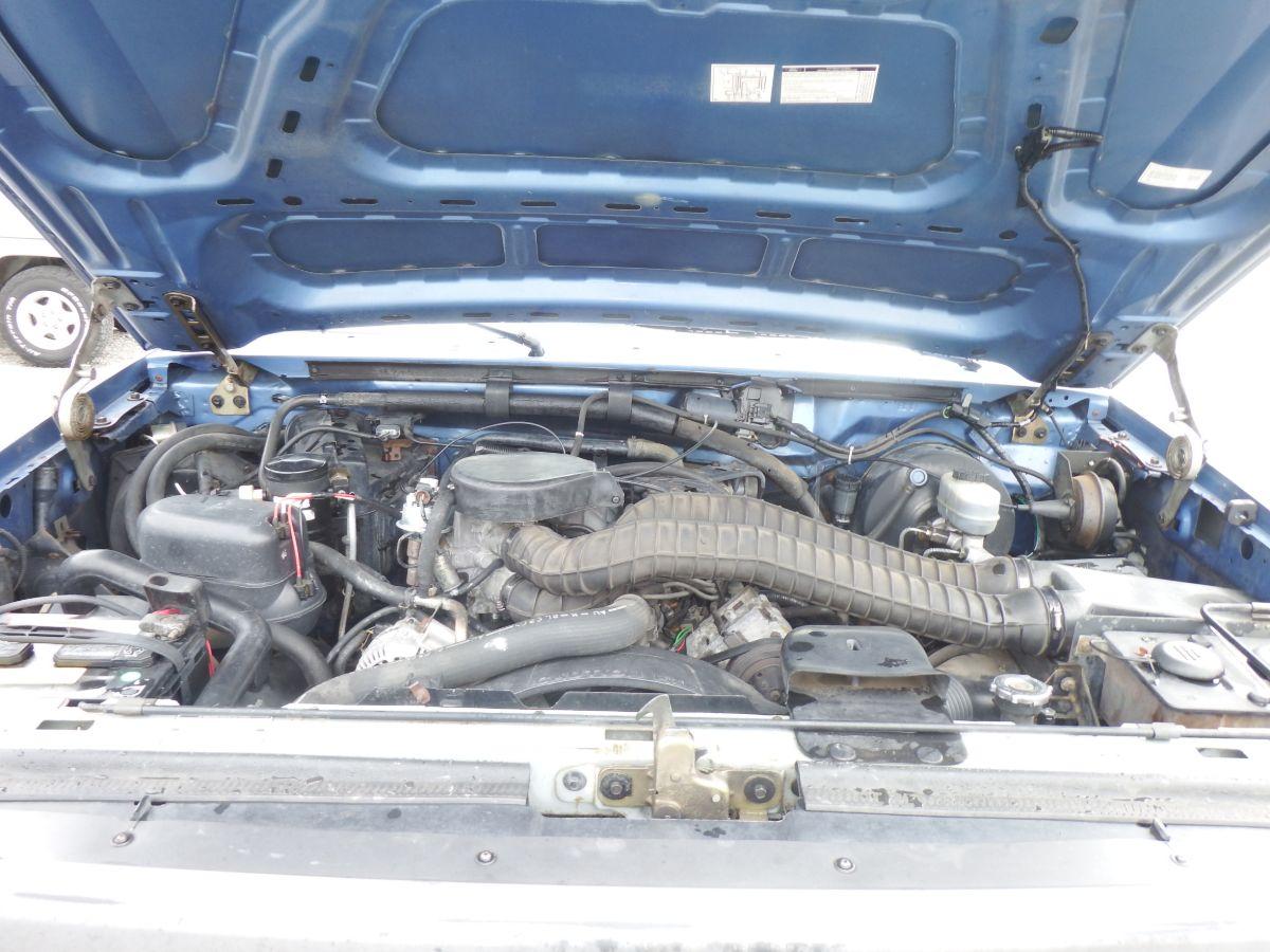1993 Ford F-250 XL 4×4