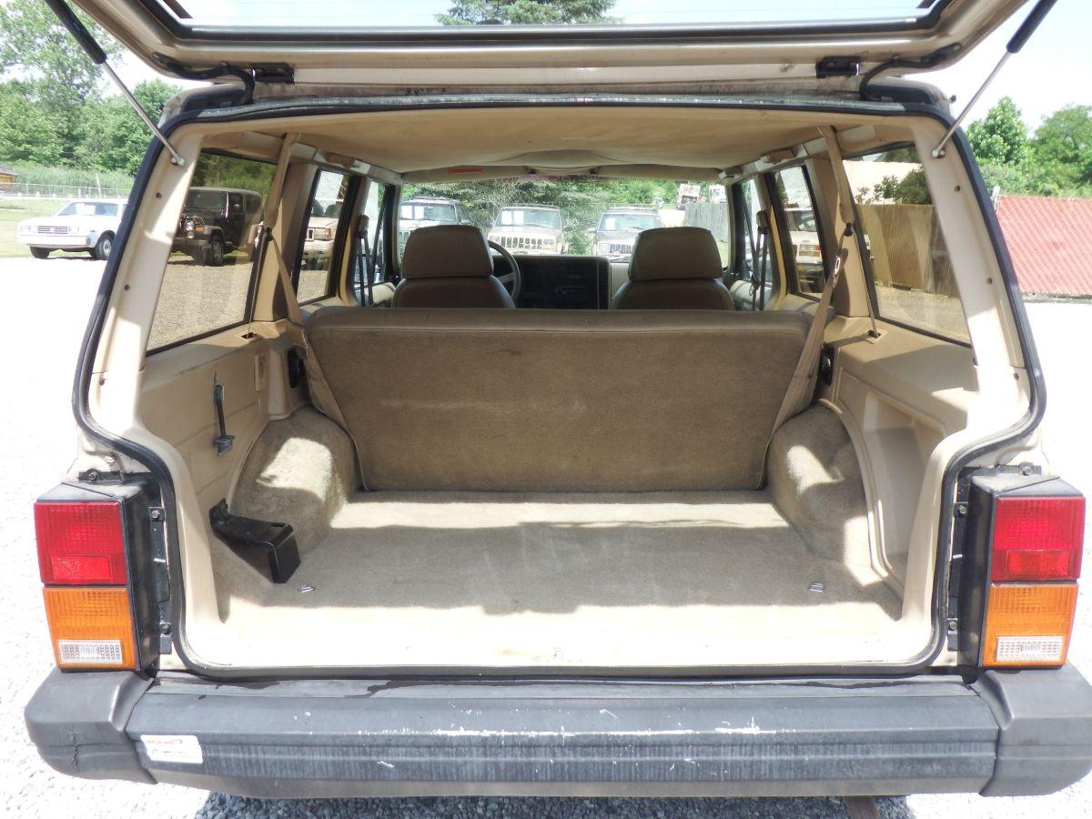 1993 Jeep Cherokee Sport 4×4